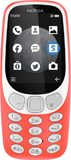 Nokia 3310 3G voorkant rood