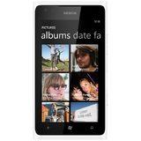 Nokia Lumia 900 wit voorkant