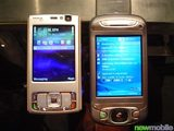 Nokia N95 t mobile mda vario ii 05