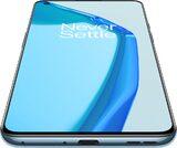 OnePlus 9 blau Vorderseite Unterseite