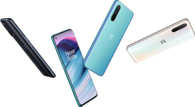 OnePlus Nord CE 5G color résumé