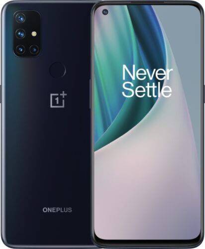 OnePlus Nord N10 blue overview