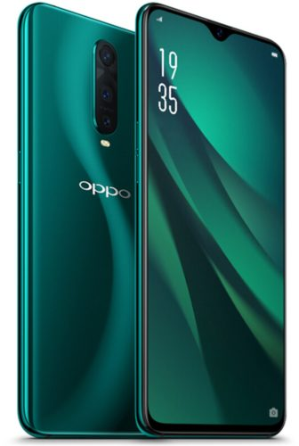 Oppo RX17 Pro green overview