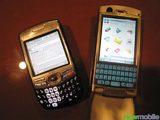 Palm Treo 750v 18