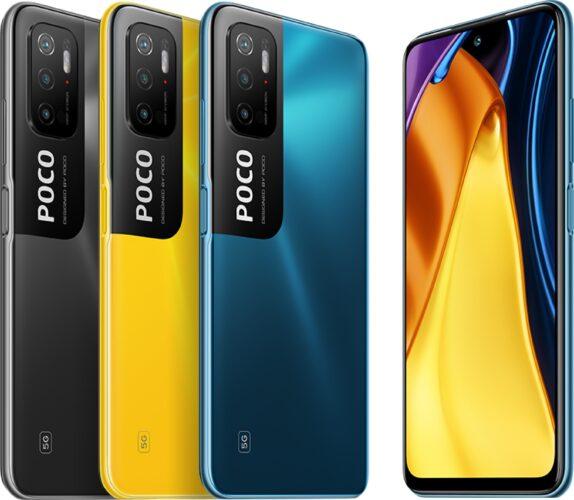 POCO M3 Pro color overzicht