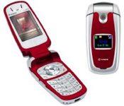 Sagem MY 501C Red