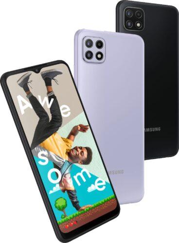 Samsung Galaxy A22 5G overzicht