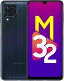 Samsung Galaxy M32 zwart overzicht