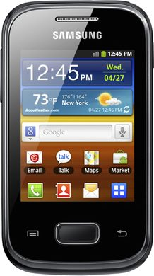 Samsung Galaxy Pocket S5300 (GT-S5300ZKADBT)