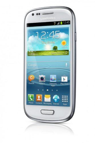 Samsung Galaxy S III mini schuin 2