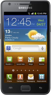 Samsung Galaxy S II i9100 (GT-I9100LKAXEN)