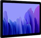 Samsung Galaxy Tab A7 grey front left side