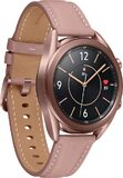 Samsung Galaxy watch 3 41mm bronzo copertina frontale lato sinistro