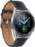 Samsung Galaxy watch 3 lte 45mm silver front left side