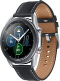 Samsung Galaxy watch 3 lte 45mm silver front right side
