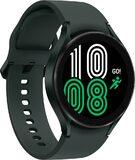 Samsung Galaxy Watch 4 44mm green front left side