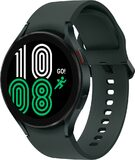 Samsung Galaxy Watch 4 44mm green front right side