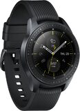 Samsung Galaxy Watch 4G 42mm nero copertina frontale lato sinistro