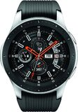 Samsung Galaxy Watch 4G 46mm argento copertina frontale