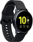 Samsung Galaxy watch active2 40mm black front left side