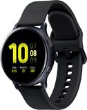 Samsung Galaxy watch active2 40mm black front right side