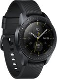 Samsung Galaxy watch black front left side