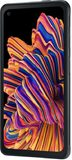 Samsung Galaxy XCover Pro schwarz Vorderseite rechte Seite
