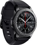 Samsung Gear S3 Frontier front left side closed