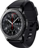 Samsung Gear S3 Frontier front right side closed