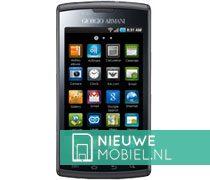 f6425a80c52 Samsung Galaxy S Giorgio Armani i9010  alle prijzen