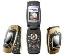 Samsung E500 Brown Edition