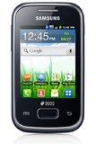 Samsung gt S5302zkaetl 001 voorkant zwart