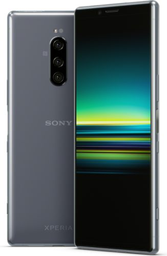 Sony Xperia 1 grey overview