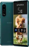 Sony Xperia 5 III verde visión general