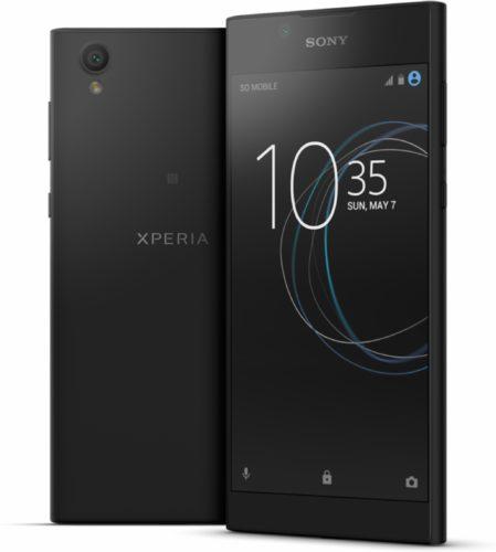 Sony Xperia L1 zwart groep
