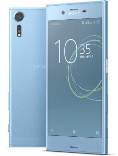 Sony Xperia XZs blauw groep