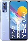 Vivo Y52 5G blue overview