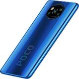 xiaomi POCO X3 nfc blue back left side bottom